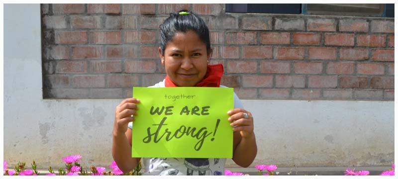 Frauen in Lateinamerika kämpfen für die Gleichberechtigung