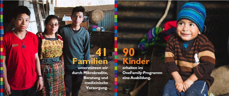 NPH-OneFamily macht Familien stark.
