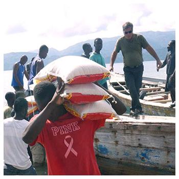 NPH-Nationaldirektor Fr. Rick Frechette erzählt, was NPH bisher in Haiti erreicht hat.